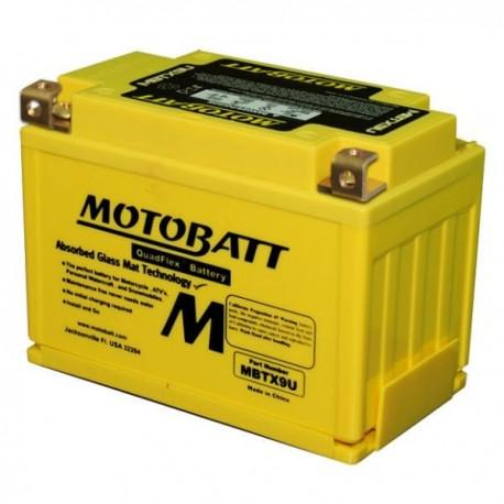 MotoBatt MBTX9U gel accu