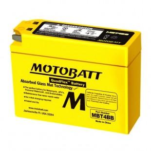 MotoBatt MBT4BB gel accu