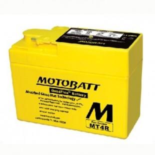 MotoBatt MT4R gel accu