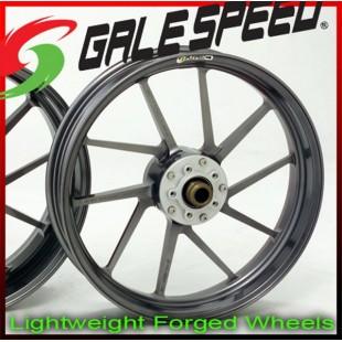 GaleSpeed Type-R Gun metal Triumph Daytona 675