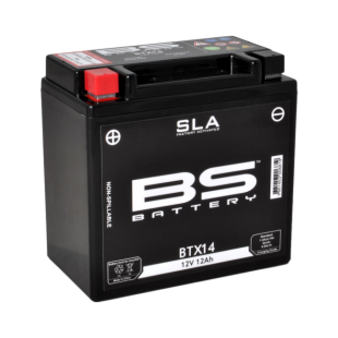 BS-Battery YTX14-BS ( BTX14-SLA )