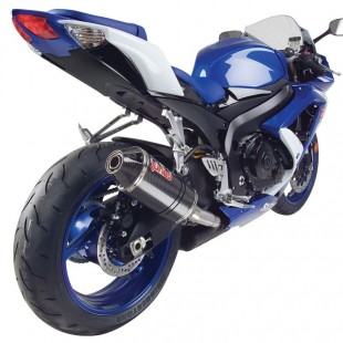 "KR-Tuned Carbon ""Slip-on"" Demper GSX-R 600/750 '08"