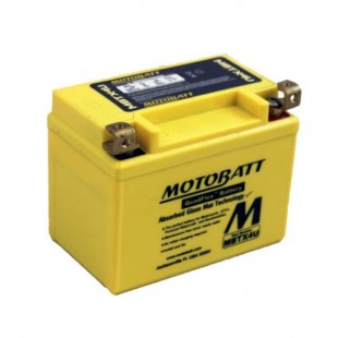 MotoBatt MBTX4U gel battery
