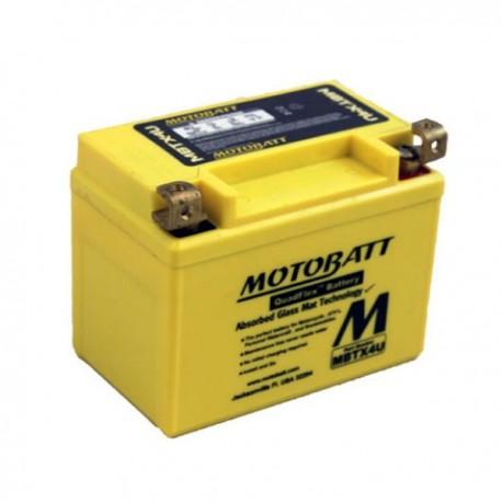 MotoBatt MBTX4U gel battery