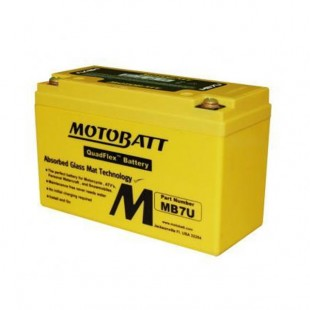 MotoBatt MB7U gel battery
