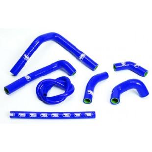 Honda CR250 R 2002-2010 -- BLUE -- Samco Siliconen Slangenset