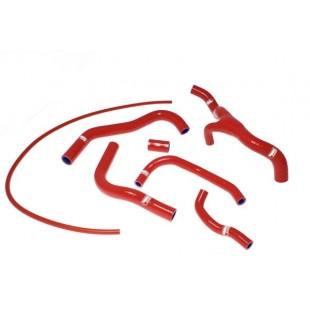 Honda CBR600RR(PC40) 2007-2011 -- RED -- Samco Siliconen Slangenset