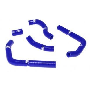 Honda CR125 R 2005-2010 -- Blue -- Samco Siliconen Slangenset