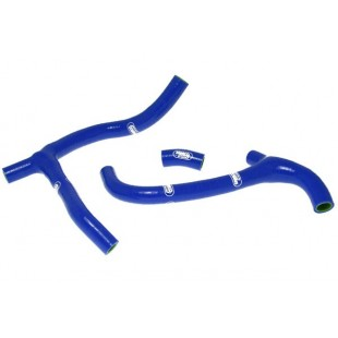 Honda CRF450 2009-2010 -- BLUE -- Samco Siliconen Slangenset