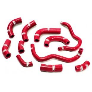 Samco Siliconen Slangenset -- RED -- Honda CBR600RR 2004