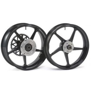 GaleSpeed Type-C Black GSX-R1000 2001-2004