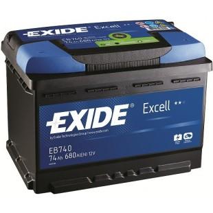 Exide EB740