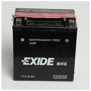 Exide YTX16-BS
