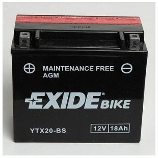 Exide YTX20-BS