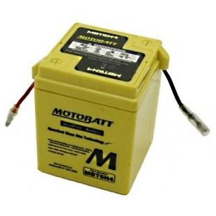 MotoBatt MBT6N4 gel accu