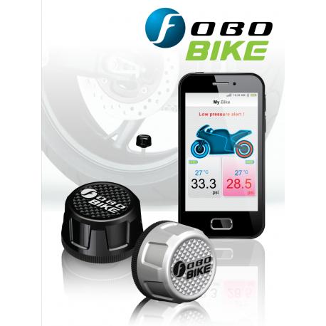 Fobo Bike Bluetooth bandenspanningsmeter voor uw Smartphone