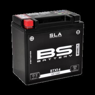 BS-Battery YTX14-BS ( BTX14-SLA )