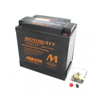 MotoBatt MBTX20U gel battery