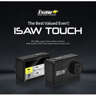 Isaw Touch 4K Actiecamera