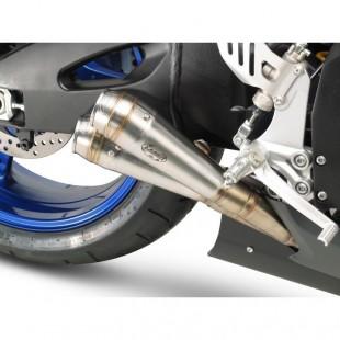 Suzuki GSX-R 600/750 08-10 Laser X-treme GP-Style uitlaat + E Keur